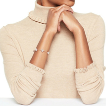 Kate Spade Lady Marmalade Chain Link Bracelet, Rose Gold image 3