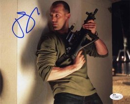 Jason Statham The Transporter Signed 8x10 Photo Certified Authentic JSA COA - $227.69