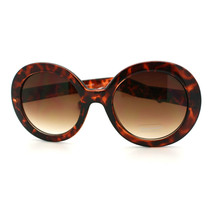 Womens Fashion Sunglasses Oversize Round Designer Frame UV 400 - $7.87+