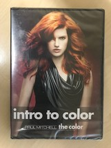 Intro To Color - Paul Mitchell DVD Professional Hair color Coloring New - $11.90