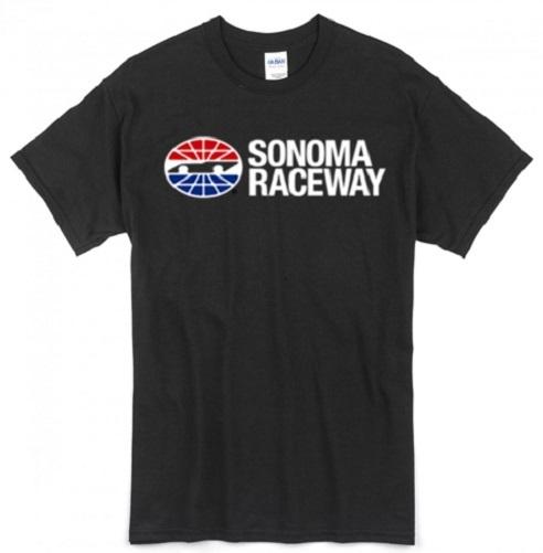 Sonoma Raceway car racing t-shirt - $15.99