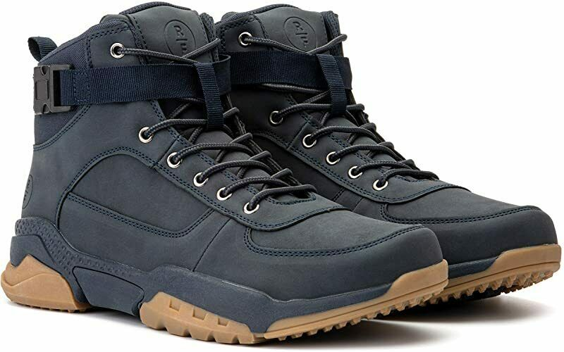 Primary image for Reserved Footwear Men's Boots choose grey brown Navy RF1064 black size 10, 11 12