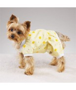 NEW Casual Canine Sleepy Time Dog Doggy PJs LIL Ducks X SMALL - $4.95