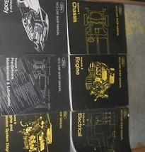 1973 Ford Mustang Lincoln Mercury All Cars Service Shop Repair Manual Set 5 Vol - $59.40