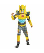Disguise Transformers Movie Bumblebee Muscle Childrens Halloween Costume 104929 - $32.99