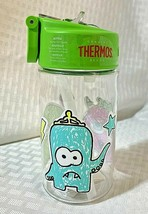 THERMOS 12 Ounce Tritan Hydration Bottle Wacky Faces Funny Monsters - $14.99