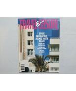 Travel & Leisure October 1992 Deco-Dence Miami South Beach Angkor T5 - $39.99