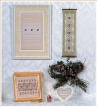 I Love Autumn Hardanger Embroidery Seasonal Sampler Rosalyn Watnemo Book - $12.99
