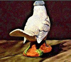 Vintage Blue Jay handmade animal figurine AA19-1418 image 4