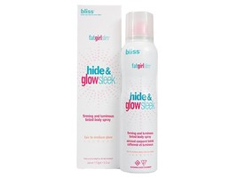 "Bliss fatgirlslim Hide and Glow Sleek 4 oz. ""Fair to Medium Glow"" BNIB $38 - $12.50"