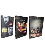 Billions - Complete Series Seasons 1 2 & 3 (DVD Sets New) - $57.77