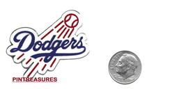 Los Angeles Dodgers Pins El Grande Large Oversize Logo Dodger Fan Collector Pin@ - $8.69