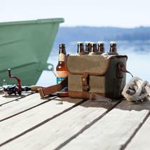 Insulated Padded Divider Soft-Sided Drink Carrier & Bottle Opener (Choos... - $41.22