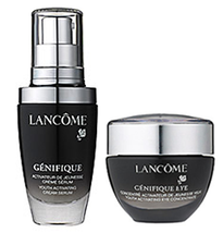 LANCOME Genifique Youth Concentrate 1.7oz & Night Cream Combo .50oz - $100.00