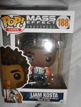 NEW Mass Effect Andromeda Liam Kosta Funko Vinyl Pop Games Figure #188 V... - $13.37