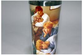 BTS Bangtan Boys Stainless Tumbler 500ml Limited Edition Korea KPOP - $28.79