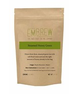 Embrew Steamed Honey Green - Natural, Aromatic & Calming, 100% Compostab... - $25.50