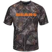 Majestic Men's NFL The Woods Short Sleeved Tee Bears M #NINF7-M15 - $22.99