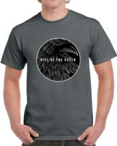 Alstyle Men Classic Cotton Crew Neck Short Sleeve T-Shirt Raven Tee S-6XL - $18.99+