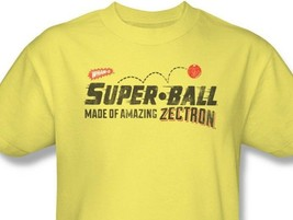 Super Ball T-shirt retro 80s 70s toy Hula-Hoop graphic 100% cotton tee WMO111 image 1