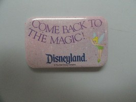 DISNEY  COMBACK TO THE MAJIC - BADGE - 108 - $12.00