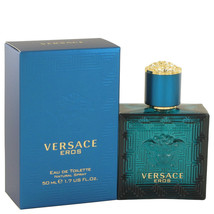 Eros by Versace Eau De Toilette  1.7 oz, Men - $45.09