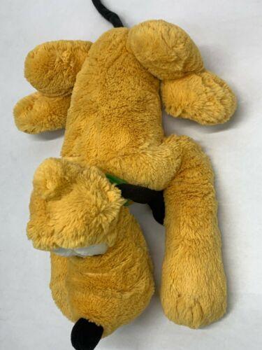 """Disney Store Plush Genuine Original Large Pluto 22"""" Stuffed Animal"""