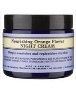 Neal's Yard Remedies Nourishing Orange Flower Night Cream 50g sealed, fr... - $39.74