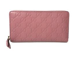 2cc8e8e91026 GUCCI Women's 410105 Leather GG Guccissima Continental Wallet - $819.50