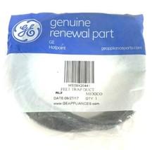 GE WE09X20441 Dryer Felt Trap Duct - $13.10