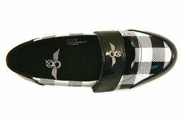 Creative Recreation Womens Miranda Black White Buffalo Print Shoe Size: 5.5 image 6