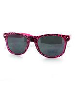 Dazed Estampado Gafas Diseño Único 80's Cuadrado Cuerno Rim Primavera Bi... - $7.92