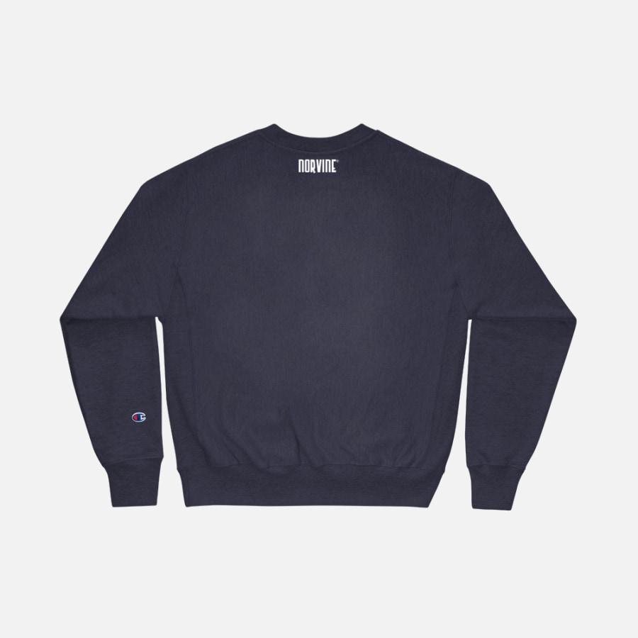 """Anchor"" Norvine X Champion Sweatshirt image 3"