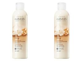 2 x Avon Naturals Cosy Vanilla & Sandalwood Body Lotion 100 ml New - $29.99
