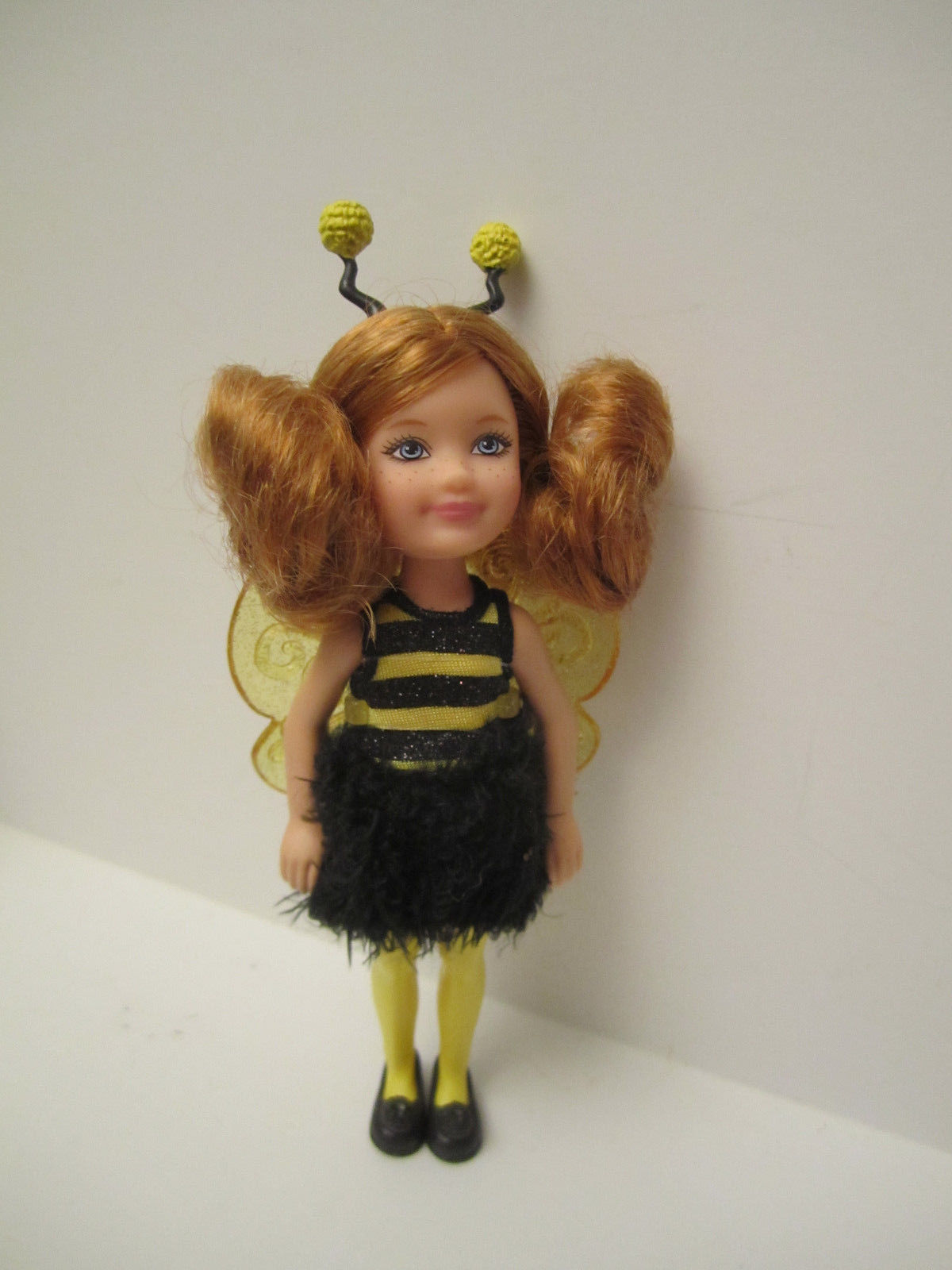 MINT 2011 Target Exclusive Halloween Chelsea Friend RedheadLoose Barbie Li'l Sis