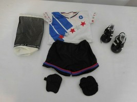 American Girl Doll Go USA Soccer Outfit, Retired 2006 - $22.79
