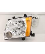 OEM HEADLIGHT HEAD LIGHT LAMP HEADLAMP NISSAN XTERRA CHROME 08-15 NICE - $99.00
