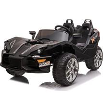MotoTec Slingshot 12v Kids Car with 2.4 Ghz Parent Remote Control image 1