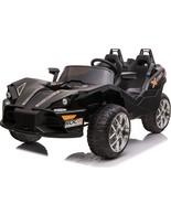 MotoTec Slingshot 12v Kids Car with 2.4 Ghz Parent Remote Control - $439.00