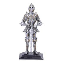 Pacific Giftware PT Medieval Crusader Knight of The Norther Star in Full Shield  - $26.99