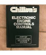 Chilton's Electronic Engine Controls Manual 7545 1978-1985 Domestics Imp... - $8.50