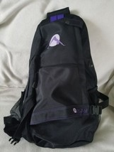 Aurorae Yoga Multi Purpose Cross-body Sling Back Pack Bag Black - $577,73 MXN