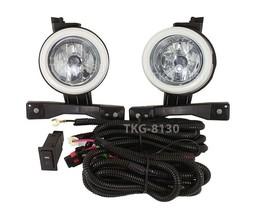 SPOT FOG LIGHT LAMP WHITE COVER FOR TOYOTA HIACE COMMUTER 2005 - 2010 - $109.84