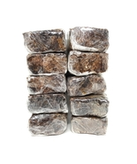 10 lb RAW ORGANIC AFRICAN BLACK SOAP Pure 100% All Natural Africa Bulk W... - $74.95