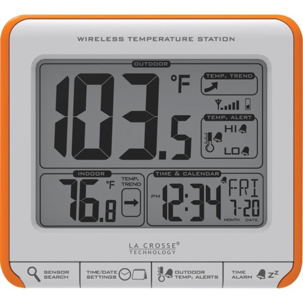 La Crosse Technology 308-179OR Wireless Weather Station