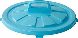 """*Squirrel """"tough round garbage container"""" GK container round 35-inch lid... - $53.65"""