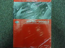 2007 Harley Davidson Softail Models Electrical Diagnostic Service Manual NEW  - $108.85