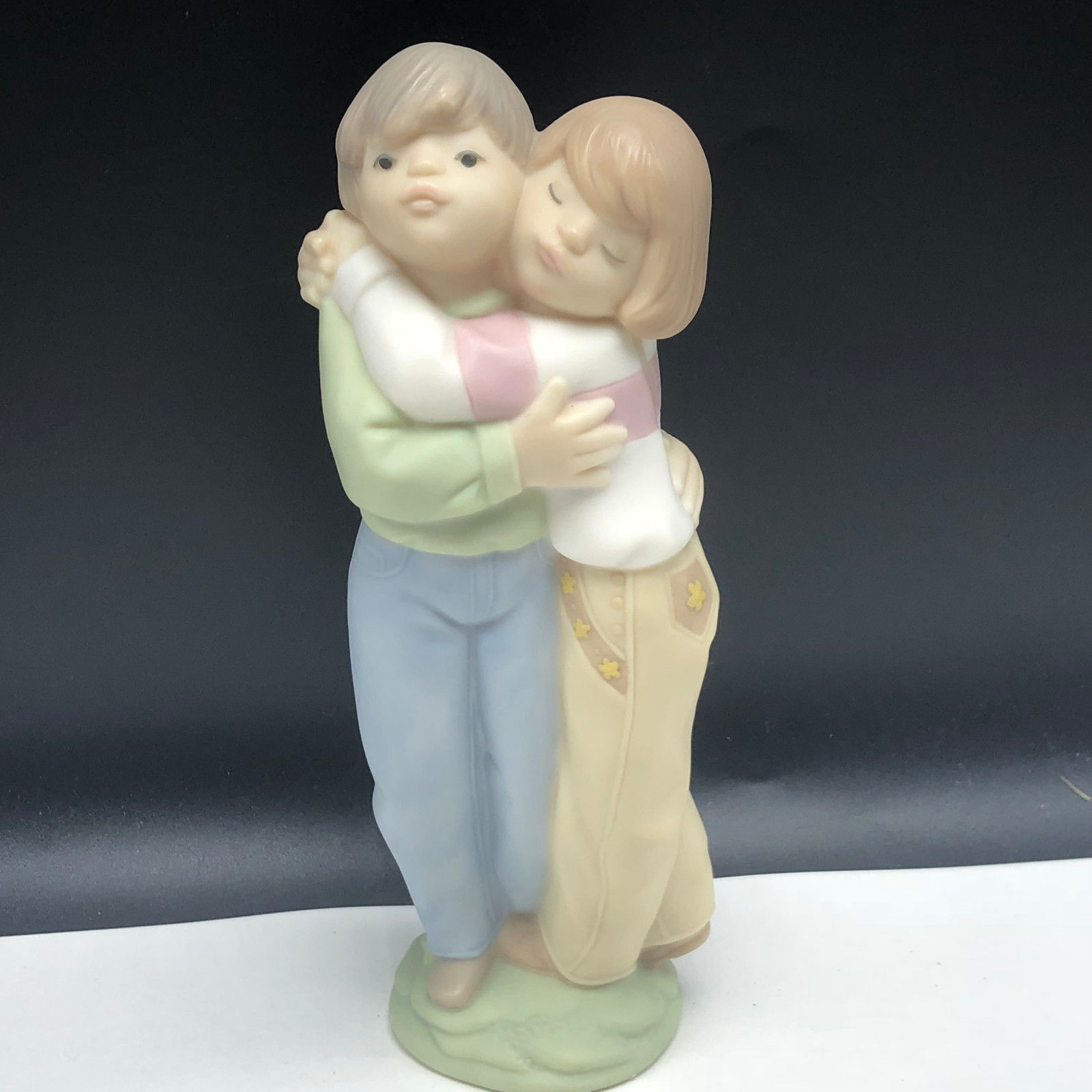 Primary image for DAISA FIGURINE SPAIN porcelain golden memories 1993 statue sculpture love couple