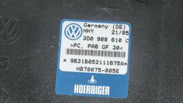 VW Phaeton Boot Lid Control Module 3D0909610C, HB70075-005E image 3