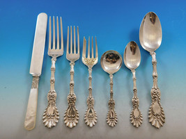 Radiant by Whiting Sterling Silver Flatware Set for 6 Service 42 pieces - $4,500.00